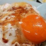 重松飯店 - 料理写真:たまごがとろ~り