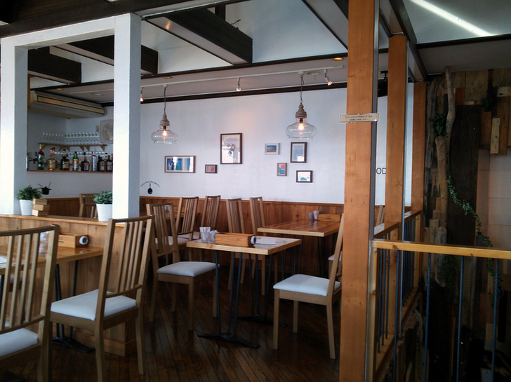 BakeryCafe��Restaurant Wao