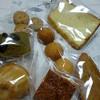 焼き菓子しょかん - 料理写真:いろいろ買ってみました
