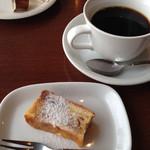 31835626 - デザート&コーヒー