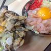 ぶんぶん - 料理写真:あさり玉 ¥750:海老玉 ¥700