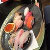 ぐるめ亭 - 料理写真:中トロと旬のオススメ盛りランチ980円+税