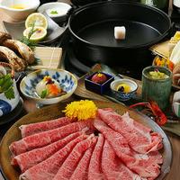 ◆神戸牛すき焼きコース