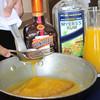 サザンテラス - 料理写真:デザート一例クレープシュゼット