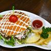 レディ バード - 料理写真:ベートマパンケーキ ¥580/税別