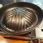 釧路食堂 - ジンギスカン鍋