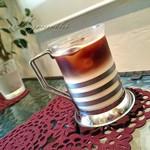 リルラ - 料理写真:カフェラテ(アイス)