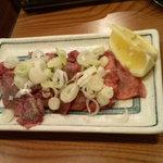 しらかば - タン焼き(500円)