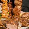 バルバッコア クラシコ - 料理写真:バラエティ豊富なバーベキューです
