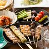 串むすび・雅 - 料理写真:雅の焼とりコース!