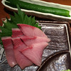 そば和楽山茂登 - 料理写真:ブリ刺し