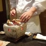 31875331 - この秋初めての松茸一本焼き