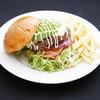 キープアンドタッチ - 料理写真:Avacado Burger