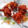 南インド料理 CHENNAI - 料理写真:1.チキンラリポップ