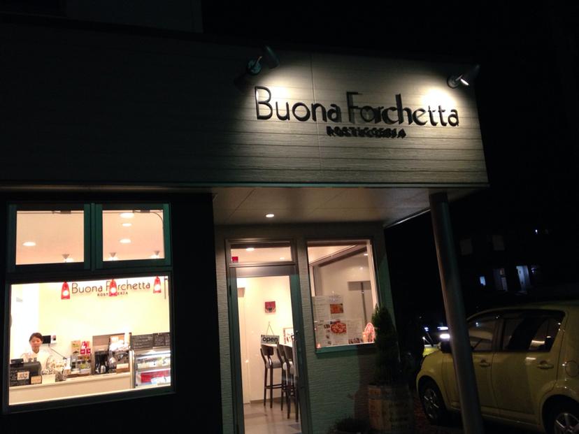ボナ フォルケッタ