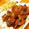 佐助 - 料理写真:カレー南ばん 肉はたぶん豚トロ