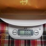 黒船菓子店 - 重さはずっしり880g