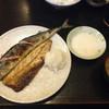 割烹 望月 - 料理写真:サンマ、鯖、トロロ