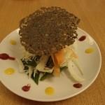 フロレスタ - 料理写真:セットのサラダ