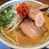 ちゃーしゅうや 武蔵 - 料理写真:からし味噌らーめん