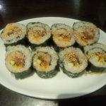 李朝園 - 料理写真:プルコギ海鮮巻き