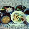 鈴章 - 料理写真:なまずミニコース 1890円 (2013/12) (^^b