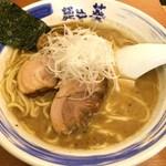 麺や葵 - 濃厚中華そば(850円)