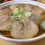 めん一番 - チャーシュー麺