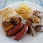 パウロズレストラン - 料理写真: