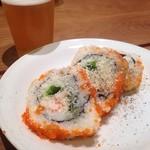 トラットリワ アウンテイ - 第3回ウラなんば文化祭☆4軒目 ロール寿司+ワンドリンク