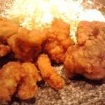 テング酒場 - 鶏の唐揚