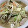珍来 - 料理写真:野菜たっぷりタンメン