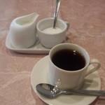 イル ヴェッキオ ムリーノ - パスタセットのコーヒー