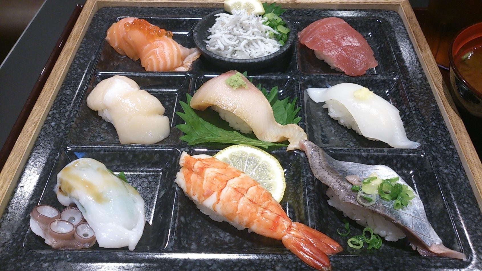 海鮮寿司 北海素材 イオンモール京都桂川店