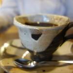 煎売喫茶 治郎兵衛 - ココの器は趣味イイネェ