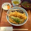 天安 - 料理写真:201410 日替わり天丼(1000円、天丼)