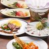 セブンシーズ - 料理写真:【ディナー 秋の味覚ハーフバイキング】和食・中国料理の並ぶハーフバイキング。お好みのお料理をご自由にお取りいただけます。ランチ同様メインディッシュを4品から2品お選びいただけます!11/2(日)~11/30(日)。※日~木限定。お一人様 大人¥3800、小学生¥1500、4・5歳¥1000。