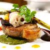 ONE DROP Dining'studio - 料理写真:阿蘇のあそび豚肩ロースステーキ★
