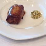 31984678 - ビーフシチューと茸のラグー パイ包み焼 グリビッシュソース