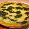 キッチンカフェ ユリシス - 料理写真:モッツアレラ&バジルピザ 950円