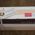 パティシエ エス コヤマ - 小山ロール箱
