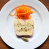 アスペルジュ ブランシュ - 料理写真:魚とジャガイモのテリーヌ