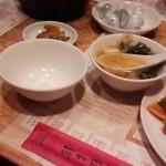 32000526 - スープと小鉢