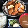 ひの食堂 - 料理写真:ミックスフライ定食950円