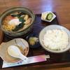 清水屋 - 料理写真:うどん定食