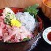 かもめ丸 - 料理写真:ぬまづ丼