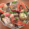 魚河岸割烹さかなや千本一 - 料理写真:大皿刺身盛合せ