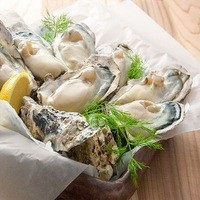 一年中、牡蠣料理が楽しめます♪