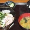 旬食・おそば なごみ - 料理写真:海鮮丼のランチ 全景
