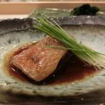 鮨西光 - きんきん煮つけ